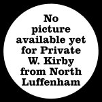 40264 Private William Kirby