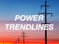 Power Trendlines