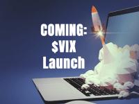 Coming: $VIX launch