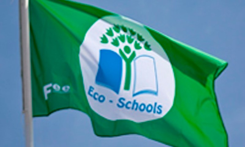 North Mon Awarded 3rd Green Flag