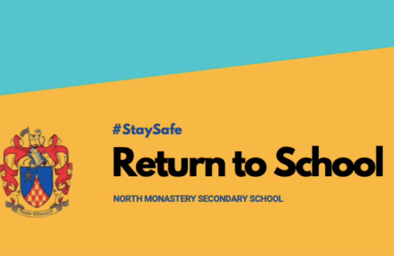 Letter from Department of Education – Phased Return to School