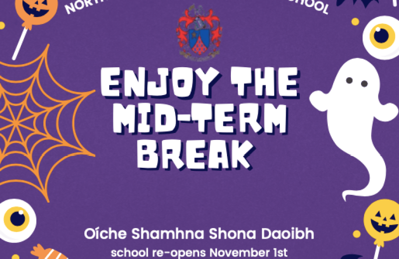 October Mid-term Break