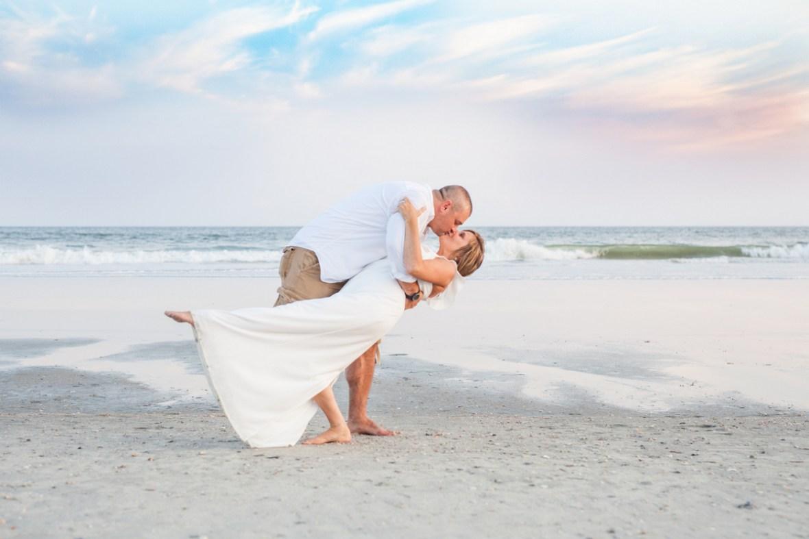 North Myrtle Beach wedding Photography in Ocean Isle Beach