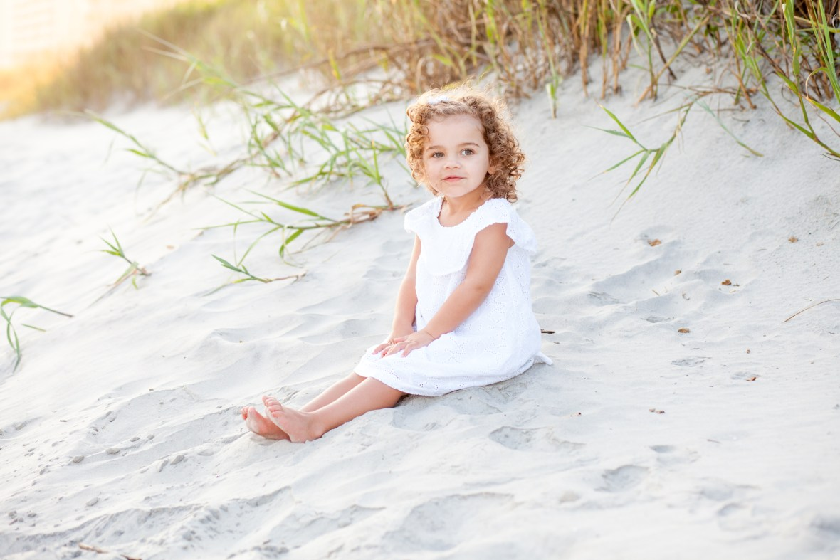 North Myrtle Beach family photography gia