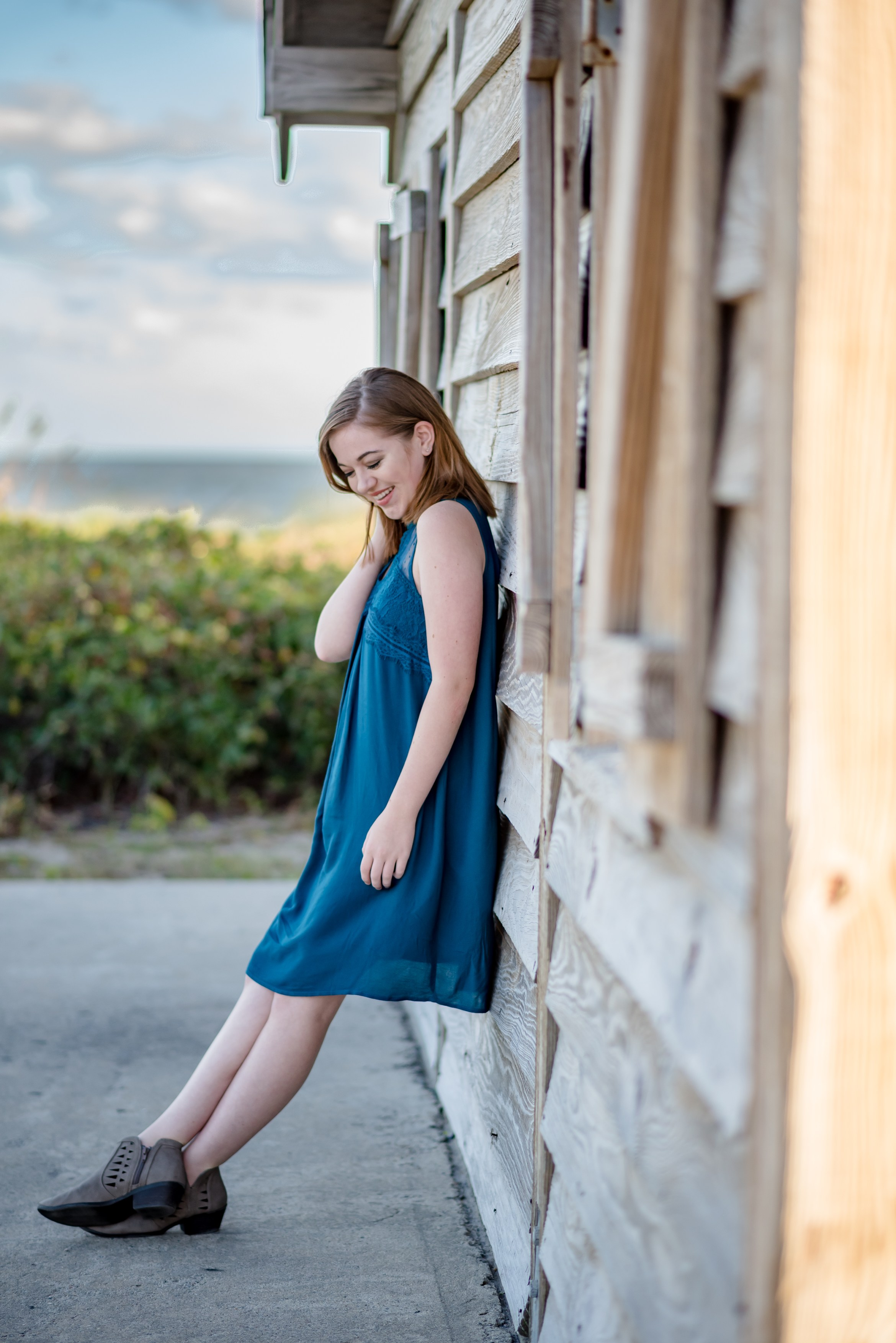 Senior Pictures At Myrtle Beach State Park