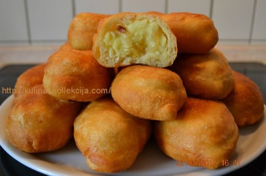 fried pirozhok with potato. SO GOOD. (also I didn't take this picture, sorry for false advertising.)
