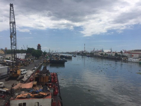 Manila by the Port