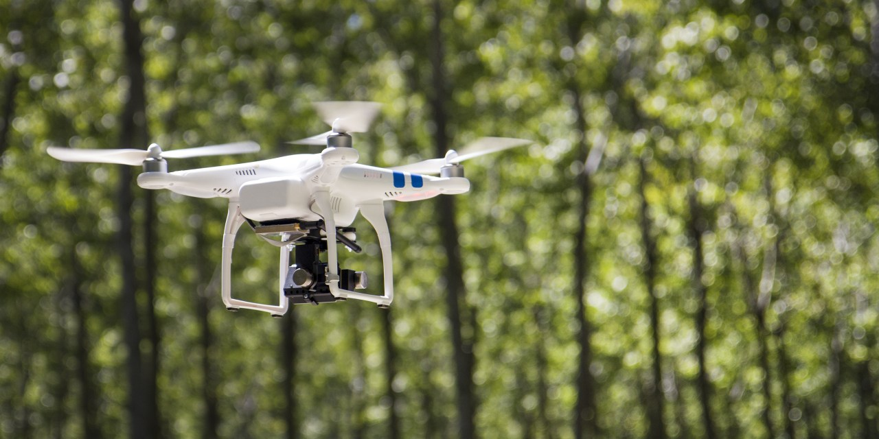 Drones: Living in the age of the flying camera