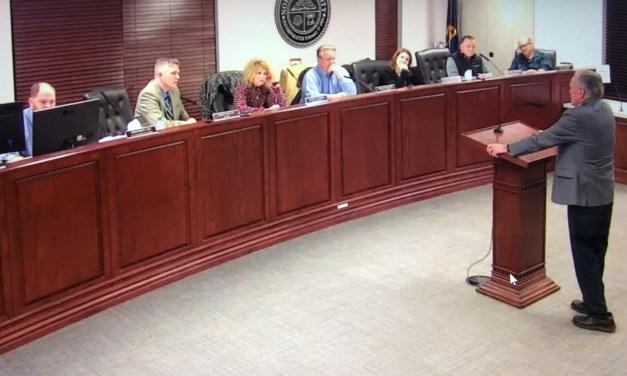 Brent Chugg will soon be the temporary Mayor