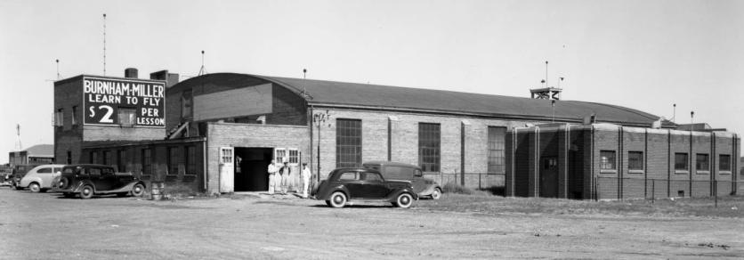 Eppley Airfield, North Omaha, Nebraska