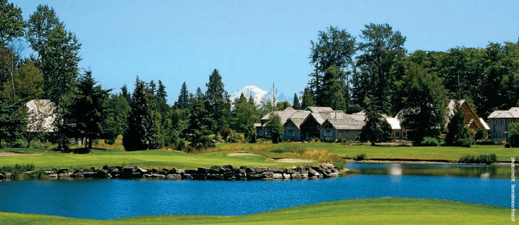 Semiahmoo Resort, Blaine, Washington