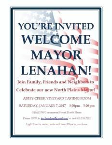 Welcome Teri Lenahan!