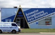 Auto Air Parts Building Signs