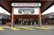 The Avenues Entry Sign