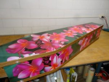 Coffin Wrap Flowers