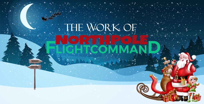 North Pole Flight Command