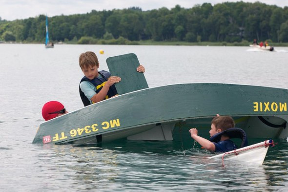 Moxie capsize