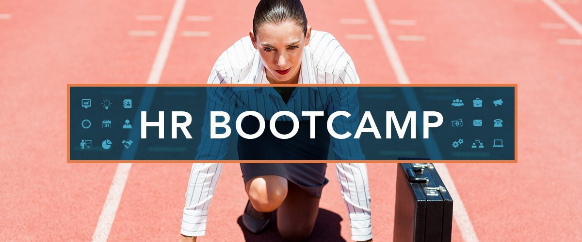 HR Bootcamp Landing Page Header