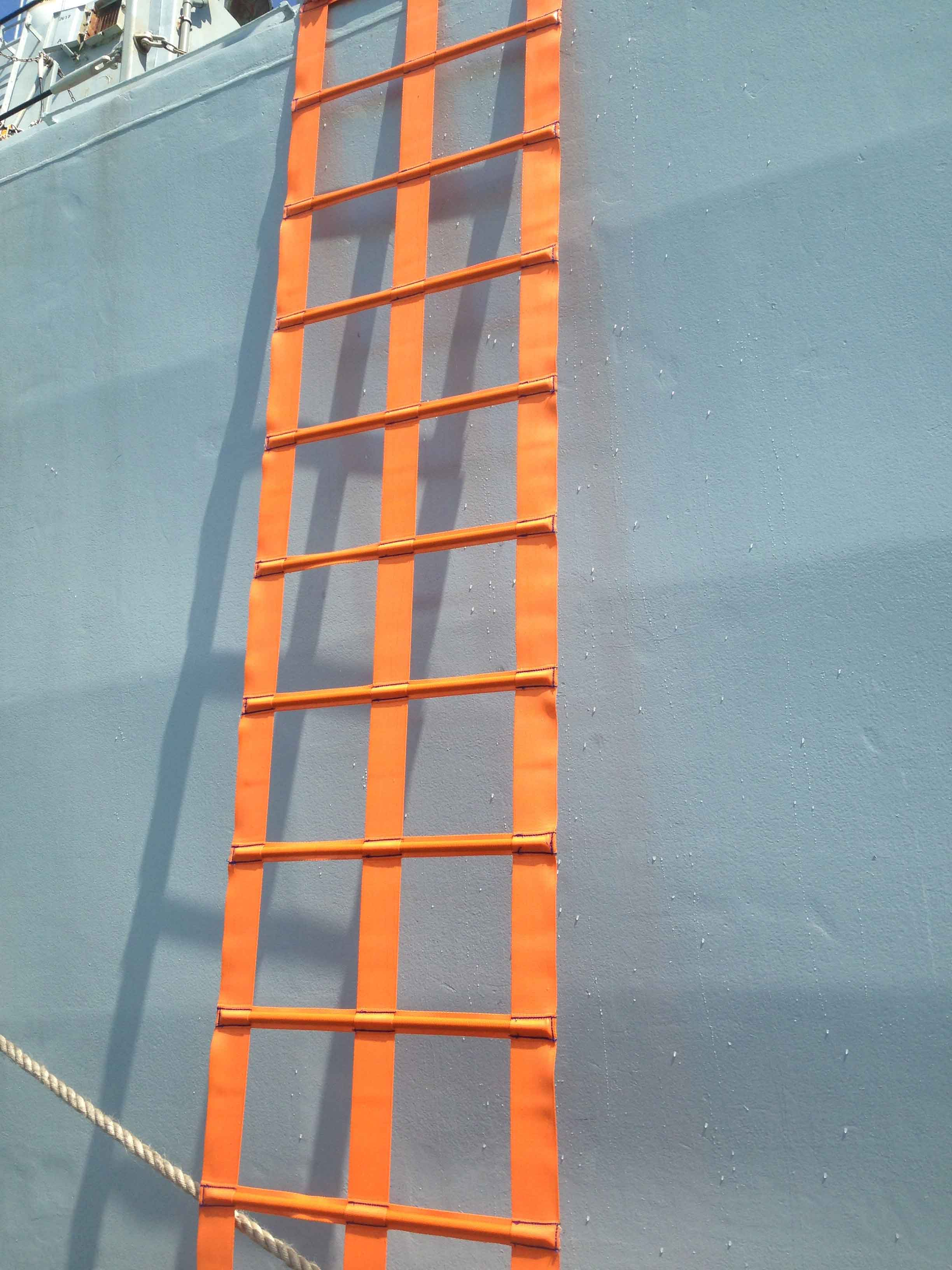 Northrock Safety Fibrelight Emergency Ladder SOLAS Approved Ladder Singapore
