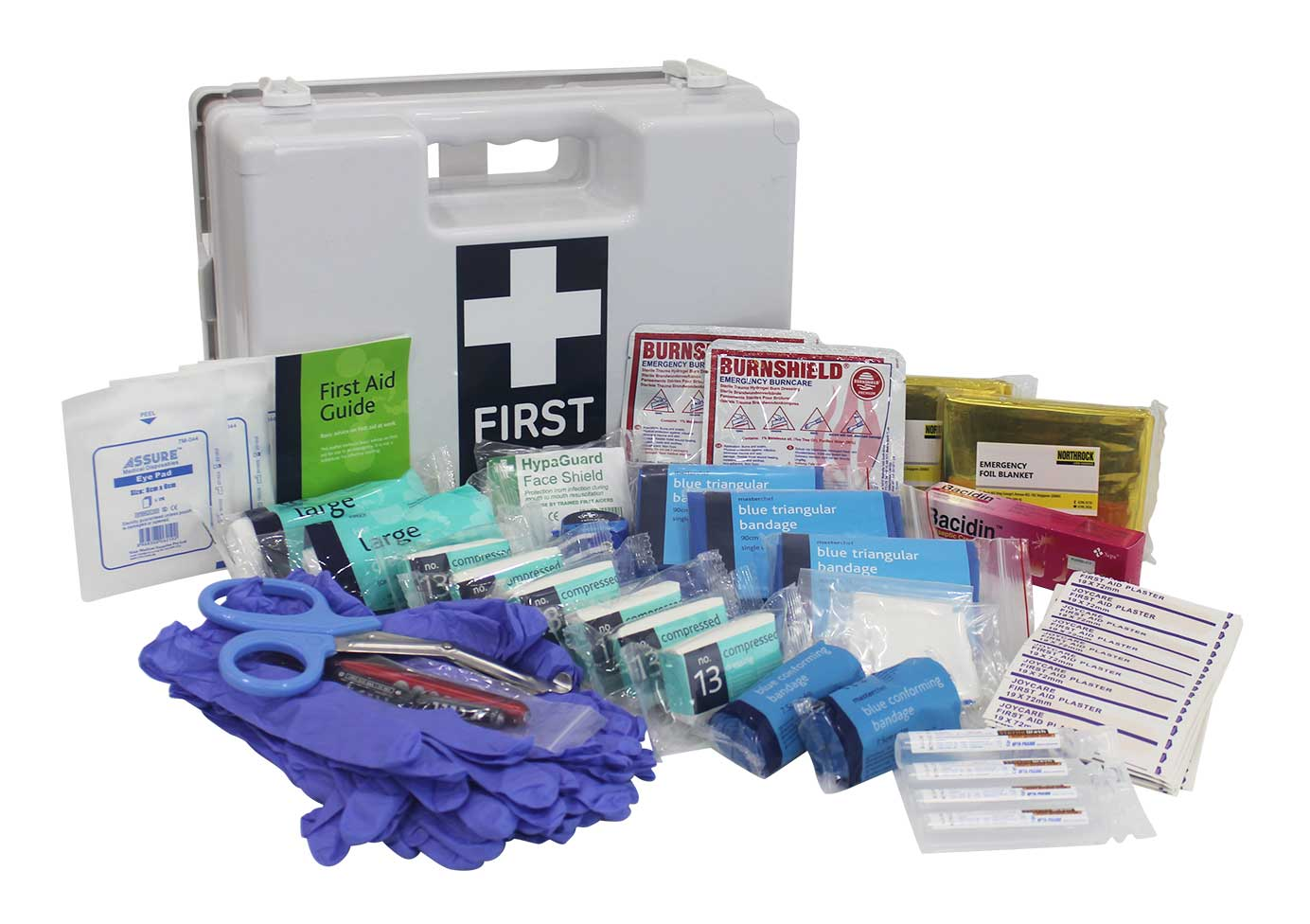 Northrock Safety First Aid Kits For Restaurant Kitchens