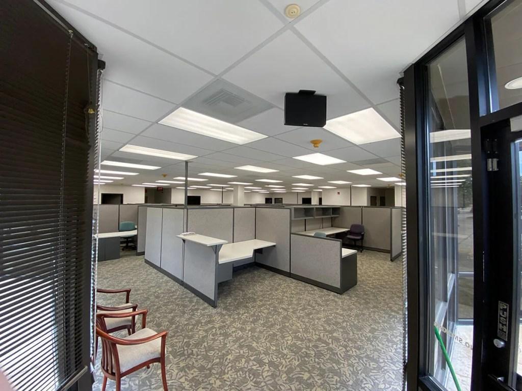 Large office space Wichita