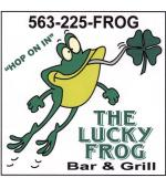Lucky Frog Bar and Grill
