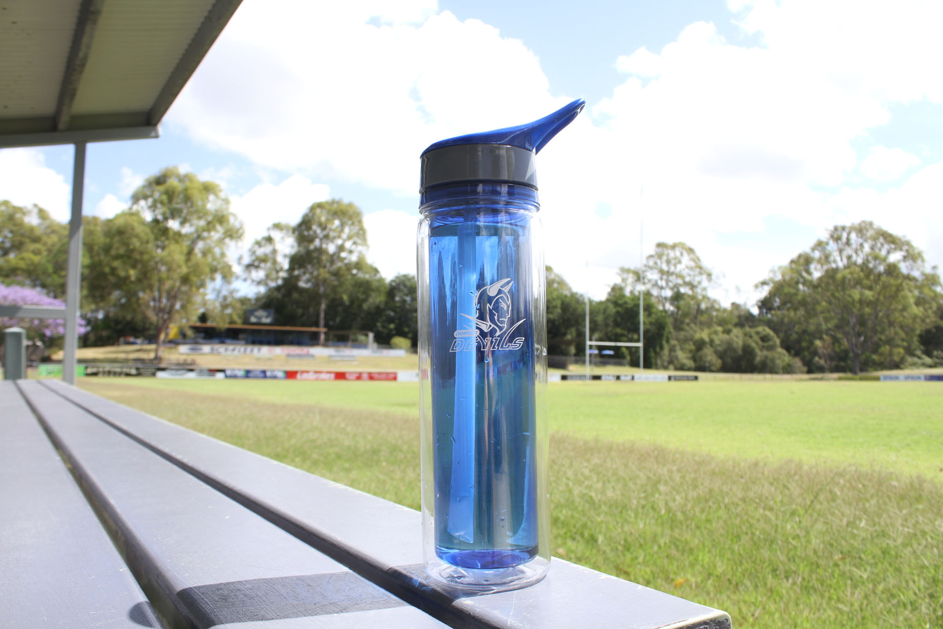 Norths Devils drink bottle now available