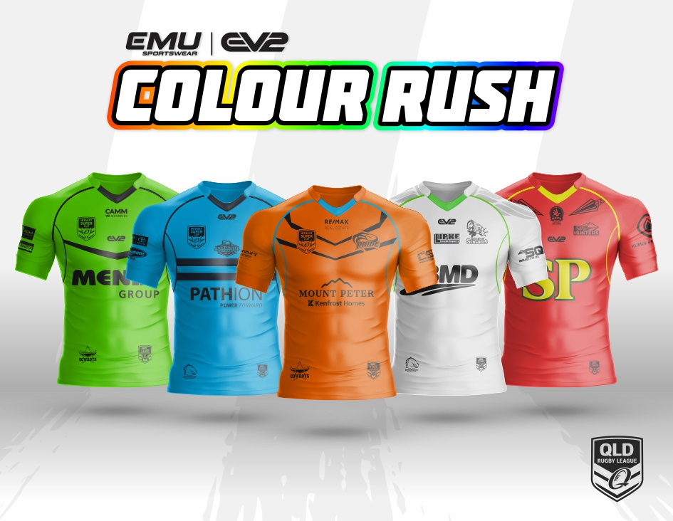 A rush of colour is coming to the Intrust Super Cup - Norths