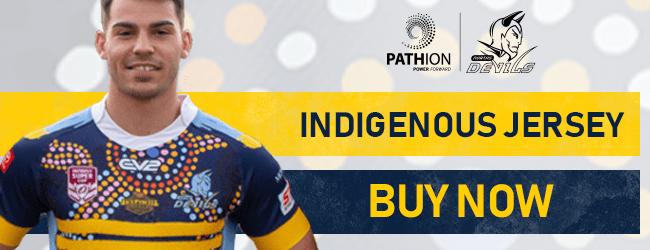 Buy Norths Devils Indigenous Jersey