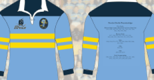Retro jersey story
