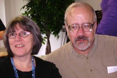 Patty and Doug