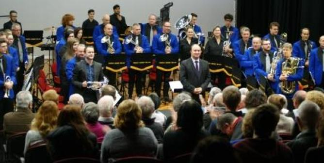 What a great concert! We are looking forward to Naper and the National Brass Band Championships in Napier starting 13 July. Watch us on live streaming www.brassbanned.com.