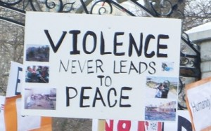 Peace Rally in Solidarity with Charlottesville