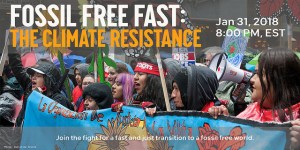Fossil Free Fast : Climate Resistance