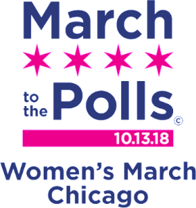 March to the Polls - Women's March Chicago @ Grant Park