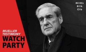 Mueller Book Club - Live Testimony Watch Party & Post-Testimony Analysis @ Online