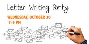 Swing States Letter Writing @ location provided upon RSVP | Grayslake | Illinois | United States