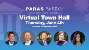 Virtual Town Hall - Covid Recovery, Resources & Planning @ Online