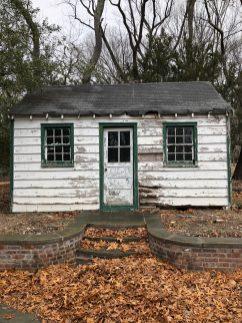 Tennis Hut (Before)