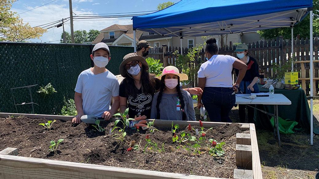 Roosevelt Community Garden