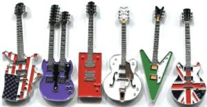 Somalia 2012 Guitar Coins