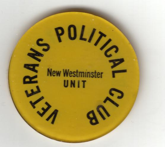 New Westminster Veterans Political Club