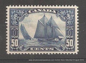 Bluenose stamp