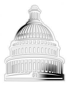 Capital Building - Reverse