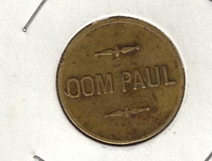 Oom Paul Token