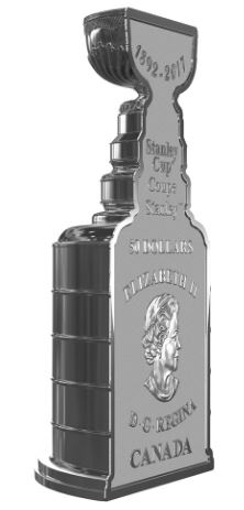 Stanley Cup - Side View