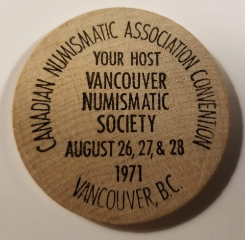 Vancouver Numismatic Society