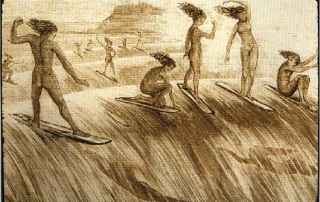 Hawaii Surf Lessons History