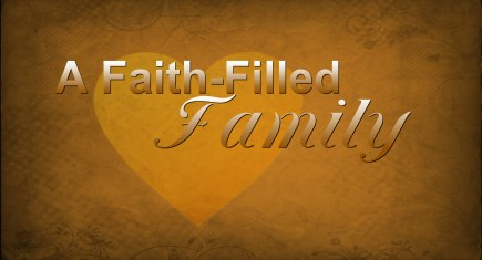 A Faith-Filled Church Family