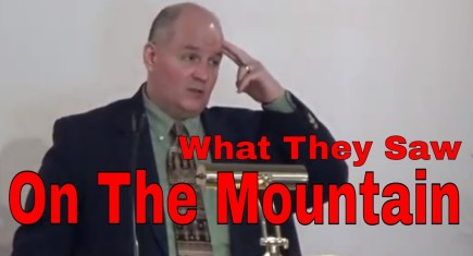 What They Saw on the Mountain